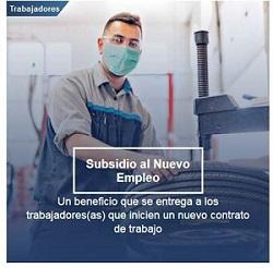 Subsidio al Nuevo Empleo